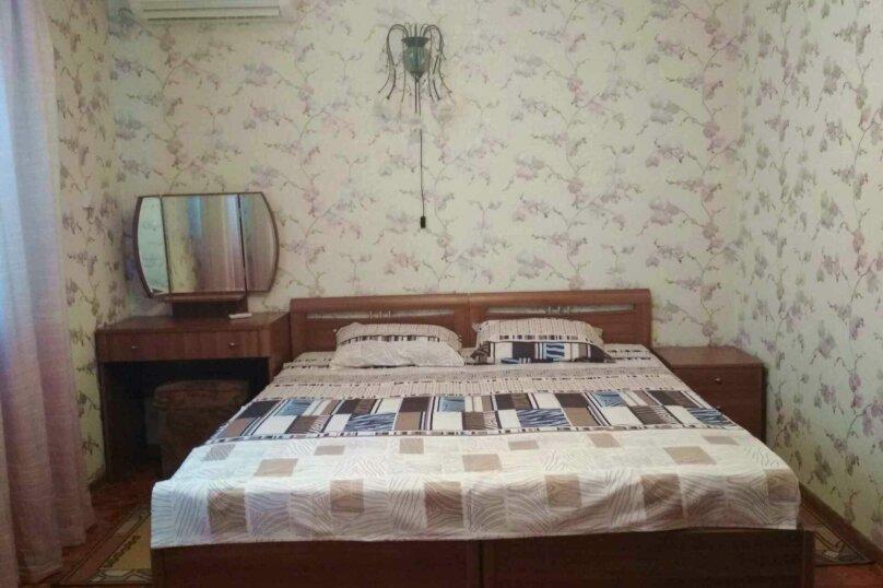VIP Коттедж с кухней и бассейном, 80 кв.м. на 4 человека, 1 спальня, улица Ленина, 131, Кучугуры - Фотография 7