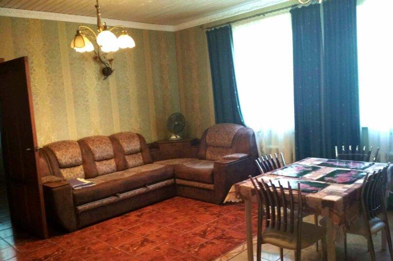VIP Коттедж с кухней и бассейном, 80 кв.м. на 4 человека, 1 спальня, улица Ленина, 131, Кучугуры - Фотография 11