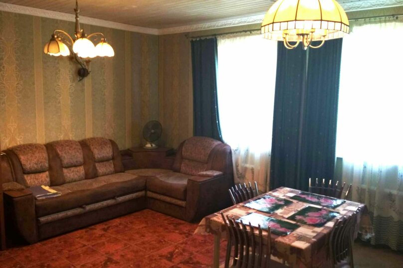 VIP Коттедж с кухней и бассейном, 80 кв.м. на 4 человека, 1 спальня, улица Ленина, 131, Кучугуры - Фотография 12