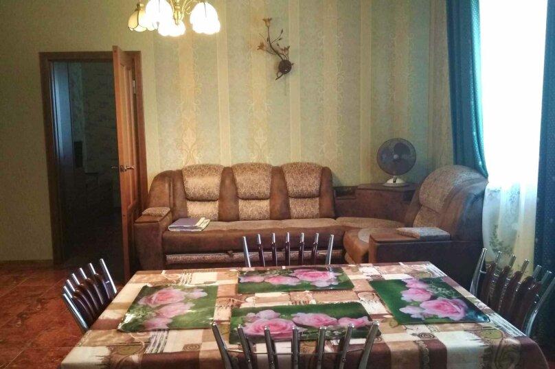 VIP Коттедж с кухней и бассейном, 80 кв.м. на 4 человека, 1 спальня, улица Ленина, 131, Кучугуры - Фотография 13