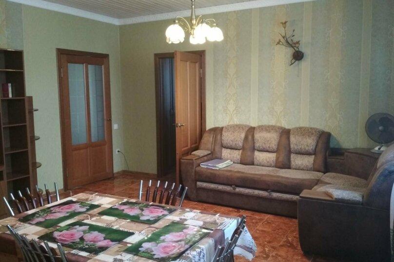 VIP Коттедж с кухней и бассейном, 80 кв.м. на 4 человека, 1 спальня, улица Ленина, 131, Кучугуры - Фотография 14