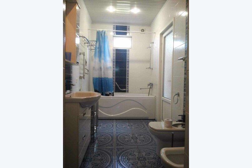 VIP Коттедж с кухней и бассейном, 80 кв.м. на 4 человека, 1 спальня, улица Ленина, 131, Кучугуры - Фотография 15