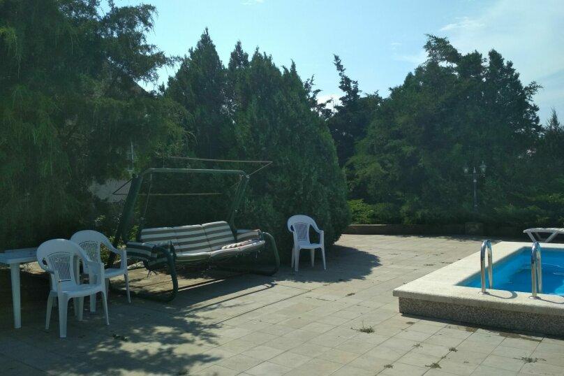 VIP Коттедж с кухней и бассейном, 80 кв.м. на 4 человека, 1 спальня, улица Ленина, 131, Кучугуры - Фотография 23