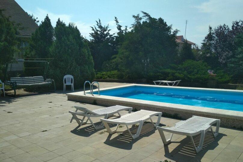 VIP Коттедж с кухней и бассейном, 80 кв.м. на 4 человека, 1 спальня, улица Ленина, 131, Кучугуры - Фотография 24