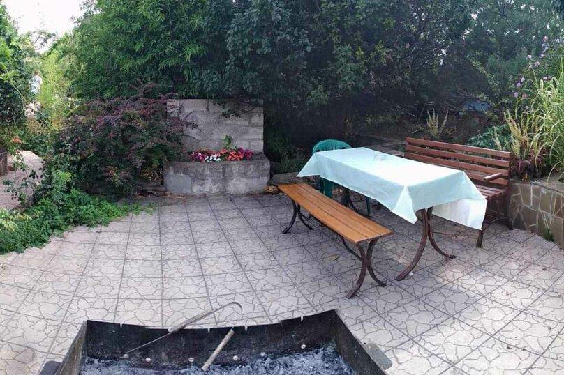 VIP Коттедж с кухней и бассейном, 80 кв.м. на 4 человека, 1 спальня, улица Ленина, 131, Кучугуры - Фотография 35
