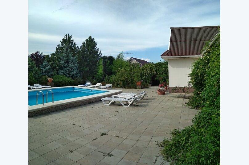 VIP Коттедж с кухней и бассейном, 80 кв.м. на 4 человека, 1 спальня, улица Ленина, 131, Кучугуры - Фотография 39