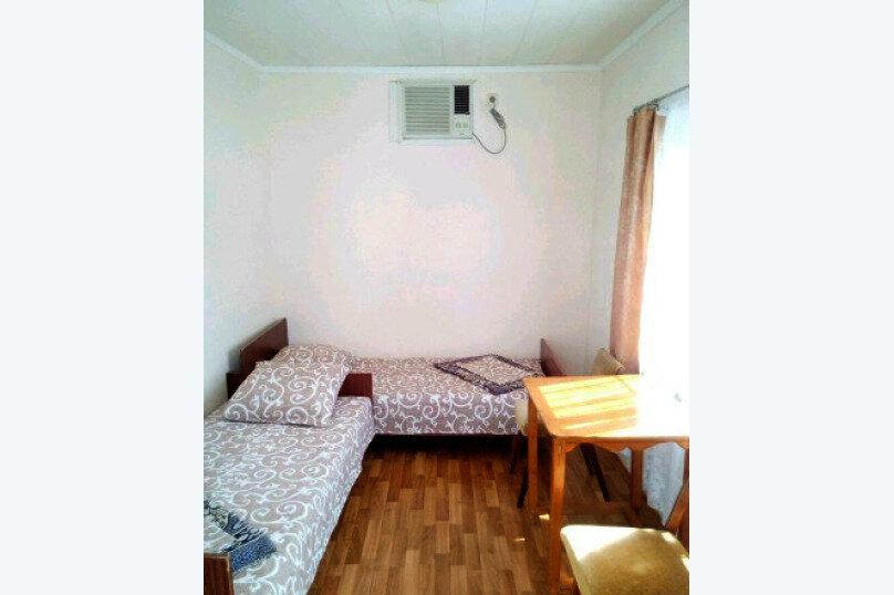2-х местная с раздельными кроватями, улица Самбурова, 204, Анапа - Фотография 1