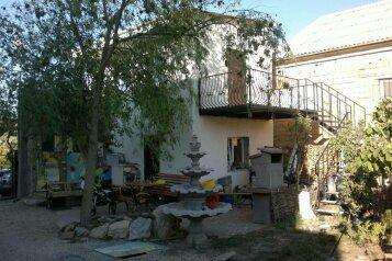 Дом на 2-3 человека, 45 кв.м. на 3 человека, 1 спальня, улица Шевченко, 3, Коктебель - Фотография 1