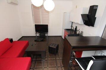 2-комн. квартира, 50 кв.м. на 4 человека, Кленовая улица, Адлер - Фотография 2