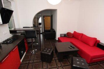 2-комн. квартира, 50 кв.м. на 4 человека, Кленовая улица, Адлер - Фотография 4