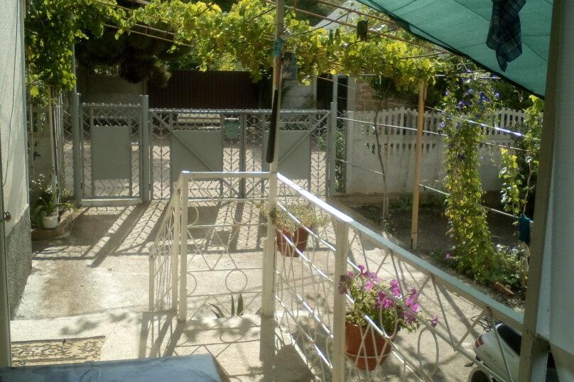 Частный  Дом, 52 кв.м. на 7 человек, 3 спальни, улица Мартынова, 26, Морское - Фотография 15