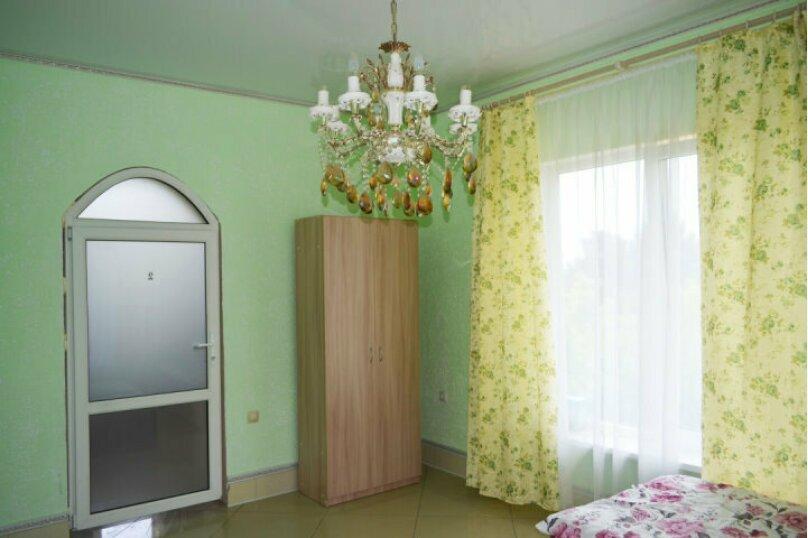 Номер 3х местный с дополнительным местом, Колхозная улица, 12Б, Новомихайловский - Фотография 2