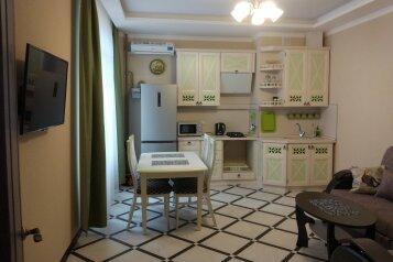 1-комн. квартира, 50 кв.м. на 5 человек, улица Гоголя, 7к2, Геленджик - Фотография 1