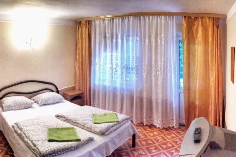 2-х комнатный люкс номер, Черноморская улица, 22, Джубга - Фотография 1