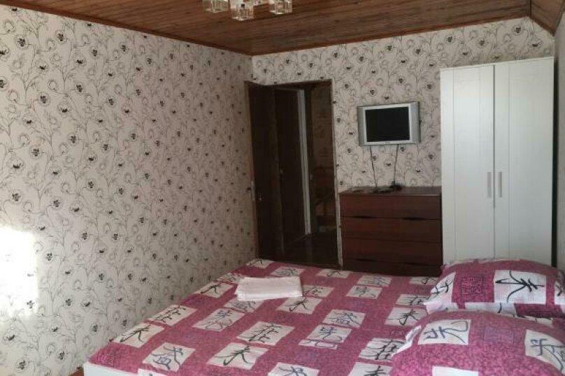Полулюкс двух местный с кондиционером и сан узлом на две комнаты, Самбурова, 242, Анапа - Фотография 2
