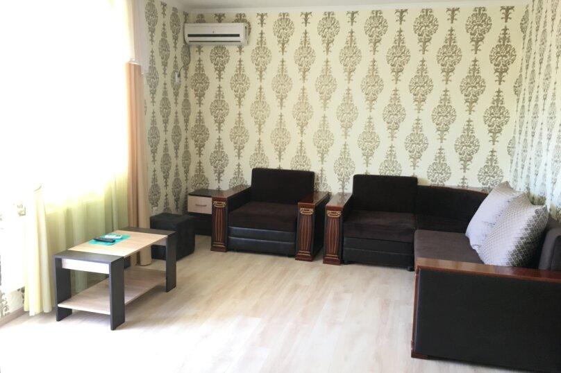 Супер семейный люкс двухкомнатный , Зелёная улица, 12, Лермонтово - Фотография 1