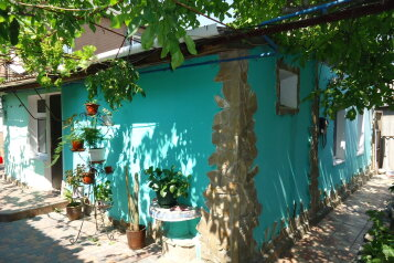 Летний домик со всеми удобствами под ключ, 40 кв.м. на 5 человек, 1 спальня, Речной переулок, 10, Феодосия - Фотография 1