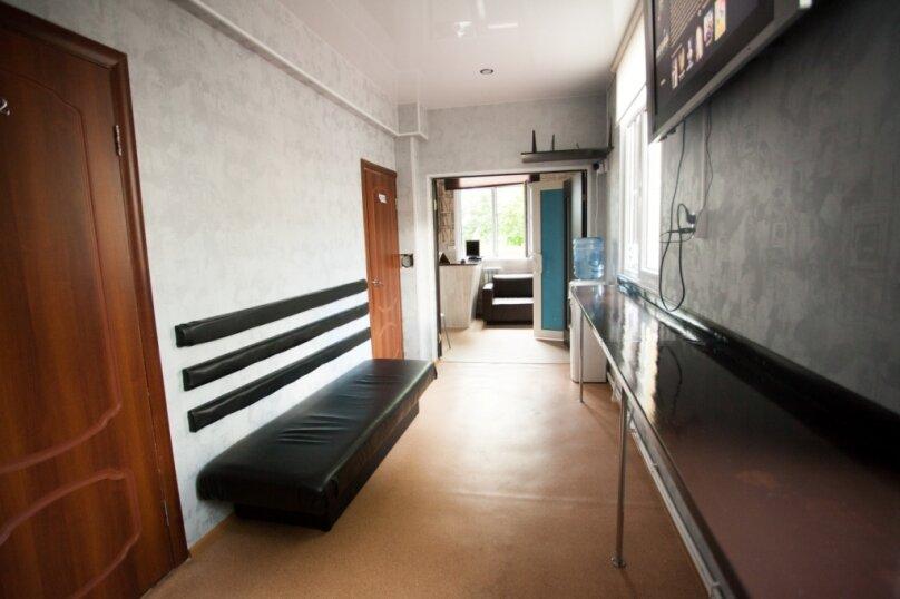 """Гостиница """"Улей"""", улица Бабарынка, 1к2 на 2 комнаты - Фотография 21"""