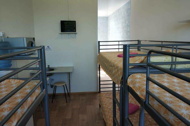 """Гостиница """"Улей"""", улица Бабарынка, 1к2 на 2 комнаты - Фотография 33"""