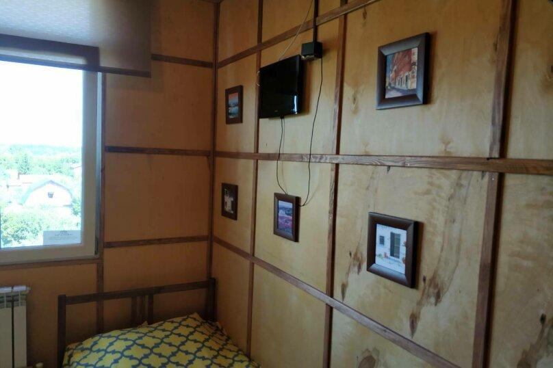 """Гостиница """"Улей"""", улица Бабарынка, 1к2 на 2 комнаты - Фотография 39"""