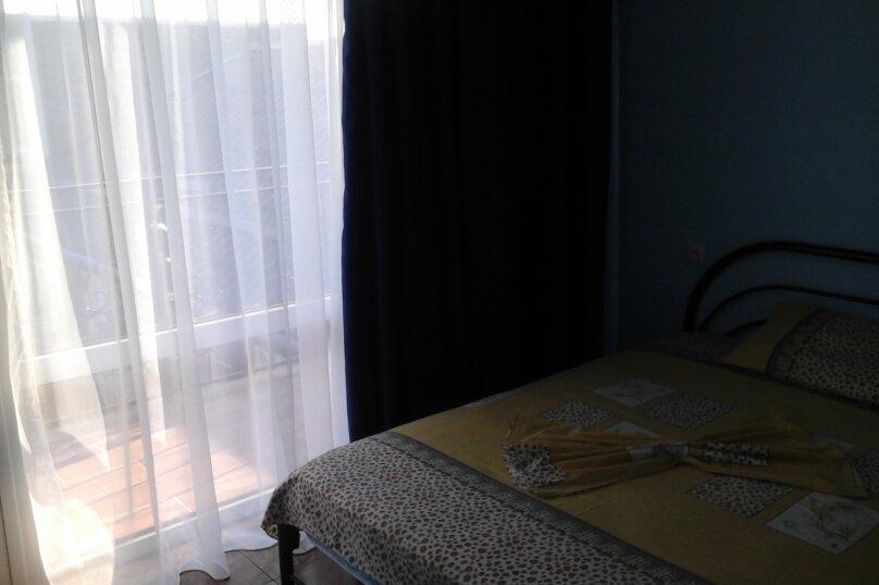 Панарамный молодежный номер с видом на море 3 этаж, Черноморский переулок, 7, Джубга - Фотография 1