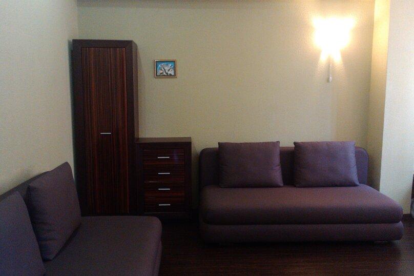 1-комн. квартира, 35 кв.м. на 4 человека, Приморская улица, 4/И, Алупка - Фотография 4