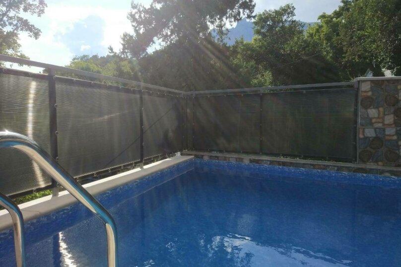 """Коттедж """"Чаир"""" с бассейном, 250 кв.м. на 10 человек, 4 спальни, Алупкинское шоссе, 85, Гаспра - Фотография 20"""