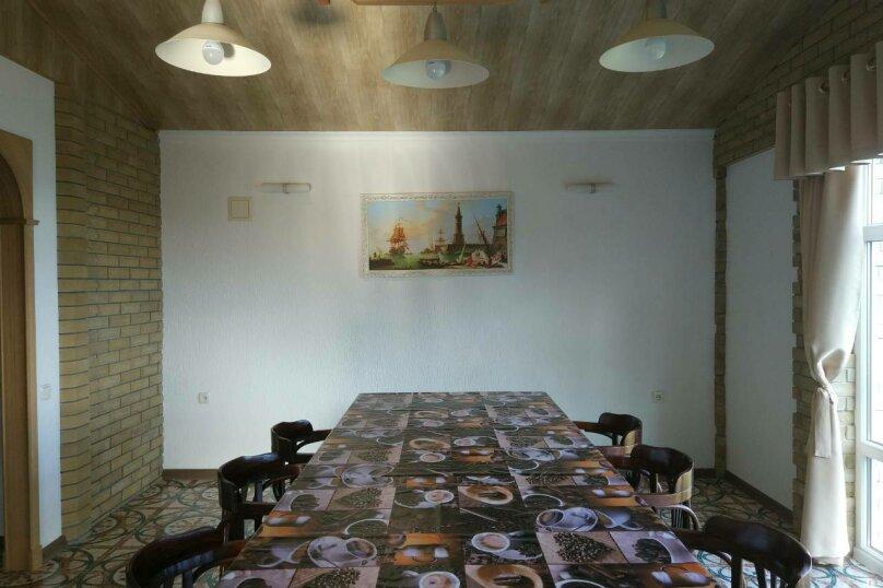 """Коттедж """"Чаир"""" с бассейном, 250 кв.м. на 10 человек, 4 спальни, Алупкинское шоссе, 85, Гаспра - Фотография 25"""