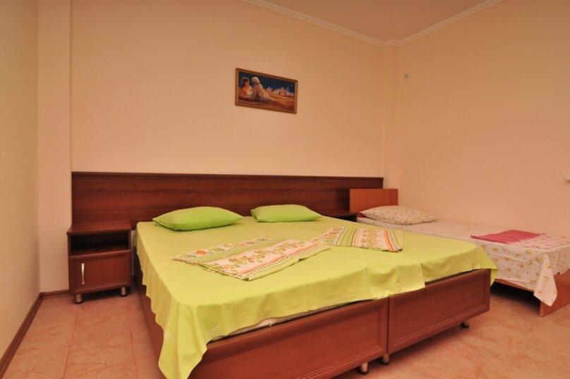 3-х местный номер, улица Шаумяна, 50, Алахадзы - Фотография 1