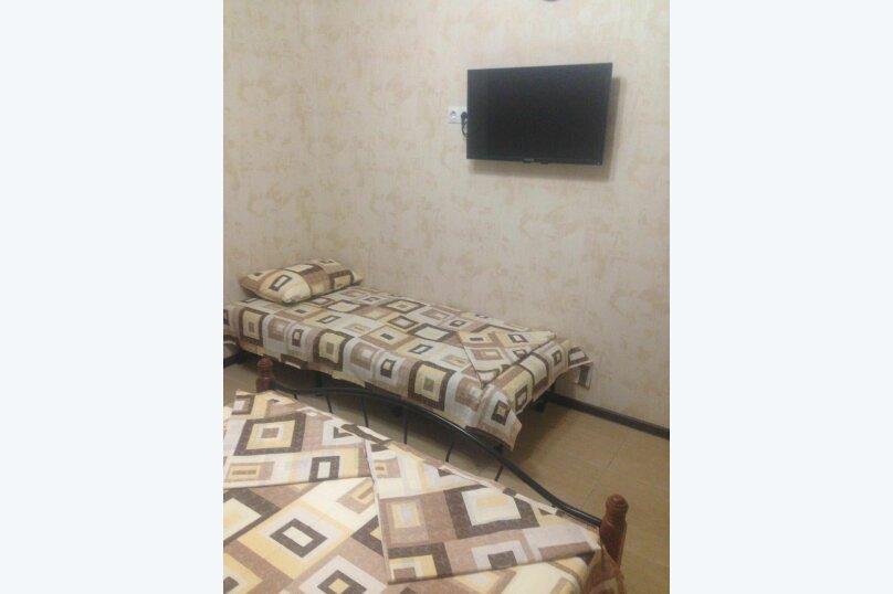 2х местный номер  с одной кроватью и доп.место, Новороссийское шоссе , 120д, Джубга - Фотография 2