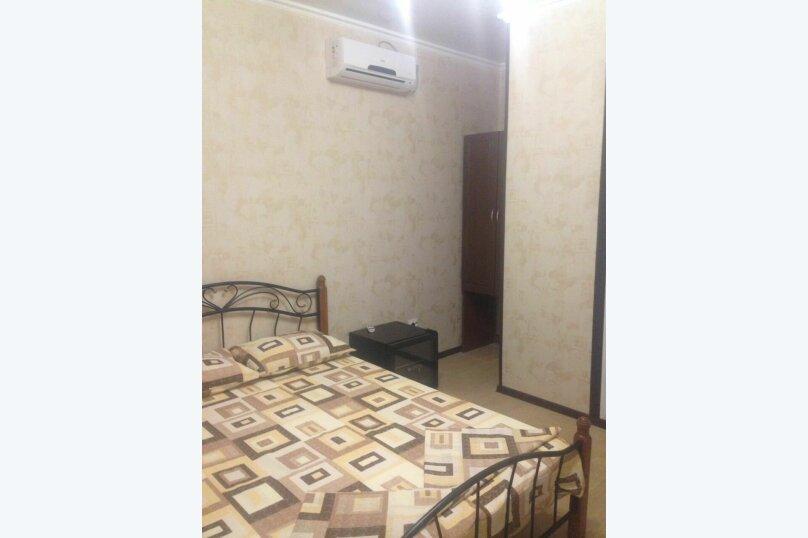 2х местный номер  с одной кроватью и доп.место, Новороссийское шоссе , 120д, Джубга - Фотография 3