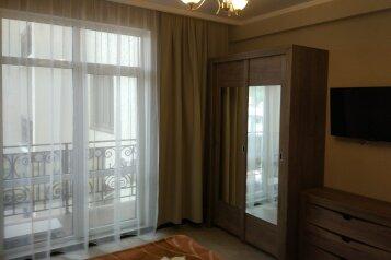 1-комн. квартира, 50 кв.м. на 5 человек, улица Гоголя, Геленджик - Фотография 4