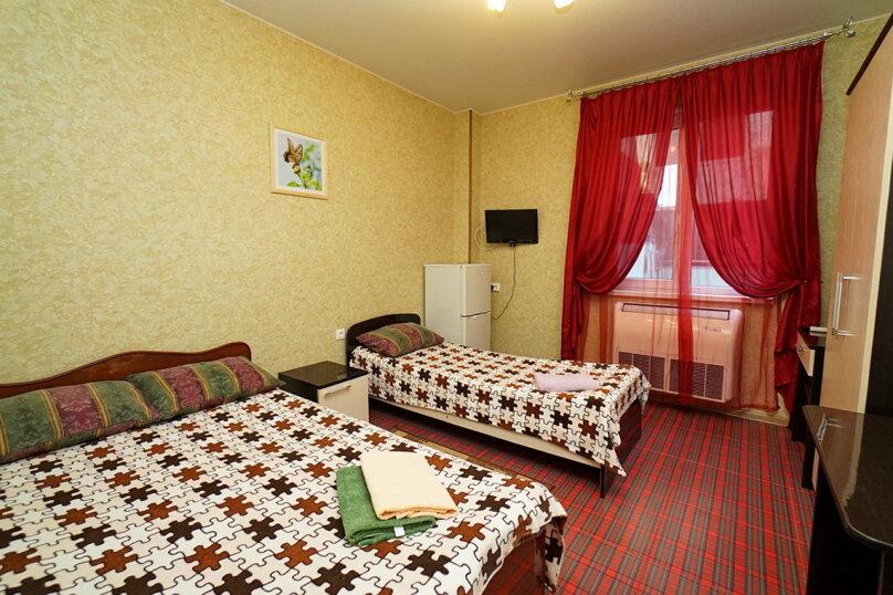 Двухместный с раздельными кроватями, микрорайон Горизонт, 49, Ольгинка - Фотография 2