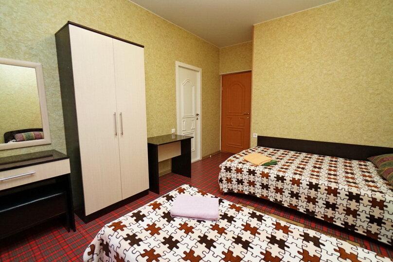 Двухместный с раздельными кроватями, микрорайон Горизонт, 49, Ольгинка - Фотография 3