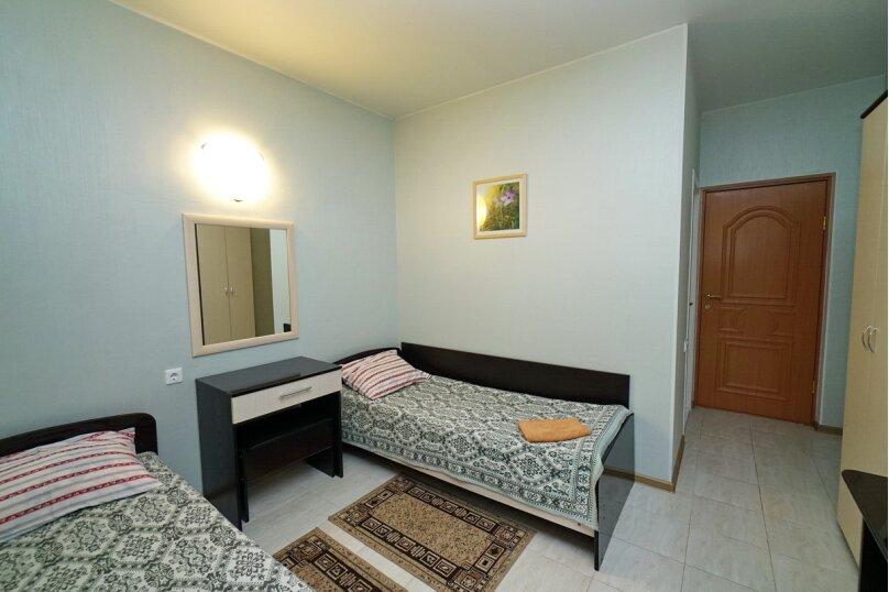 Двухместный с раздельными кроватями, микрорайон Горизонт, 49, Ольгинка - Фотография 5