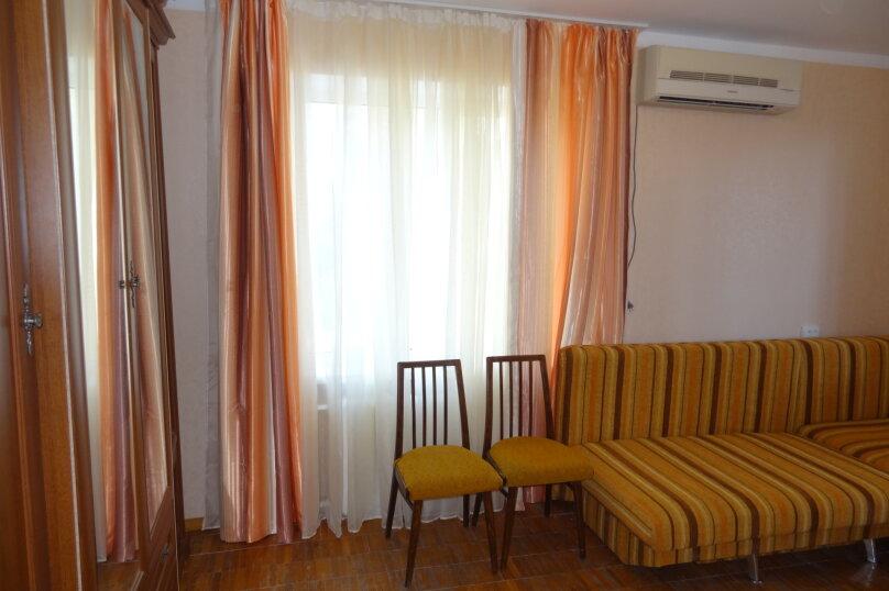 2-комн. квартира, 50 кв.м. на 7 человек, улица Космонавтов, 22, Форос - Фотография 6
