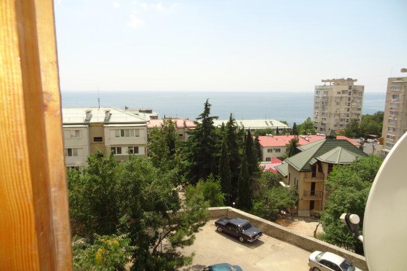 2-комн. квартира, 50 кв.м. на 7 человек, улица Космонавтов, 22, Форос - Фотография 8