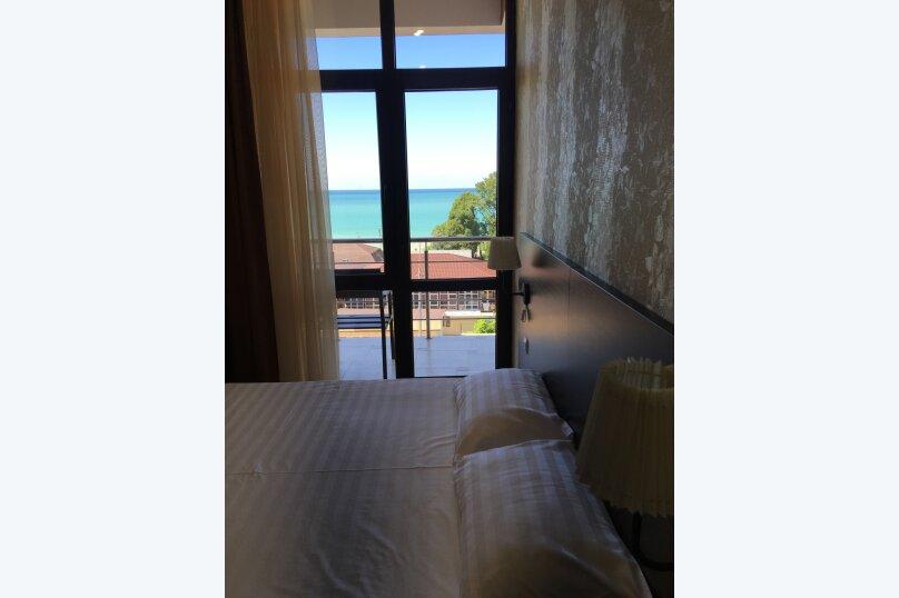 Номер трёхместный, с балконом и видом на море+_, Декабристов, 163/м, Лоо - Фотография 5
