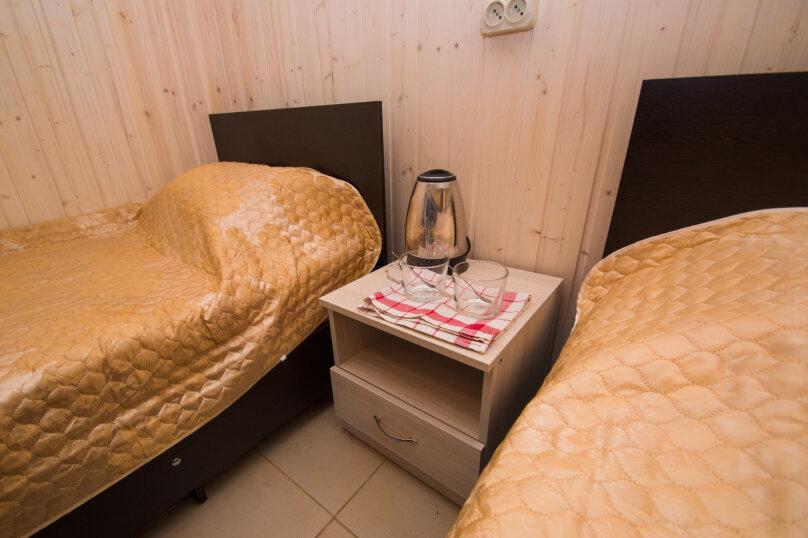 Номер с двумя кроватями, Окружная улица, 30, Ростов-на-Дону - Фотография 2