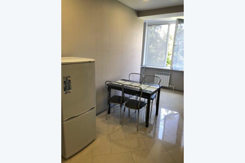 1-комн. квартира, 50 кв.м. на 3 человека, улица Гайдара, 17к2, Кисловодск - Фотография 3