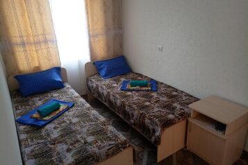 Четырёхместный номер: Номер, Люкс, 4-местный, 2-комнатный:  Номер, Люкс, 4-местный, 2-комнатный, Гостевой дом, Заречная, 19 на 7 номеров - Фотография 4