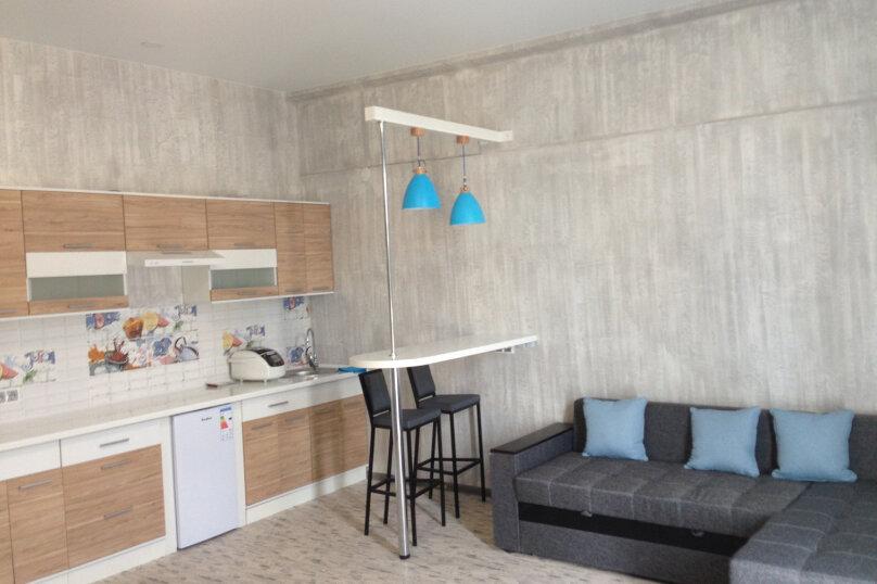 Супер люкс номер с кухней, улица Революции, 1, Евпатория - Фотография 8