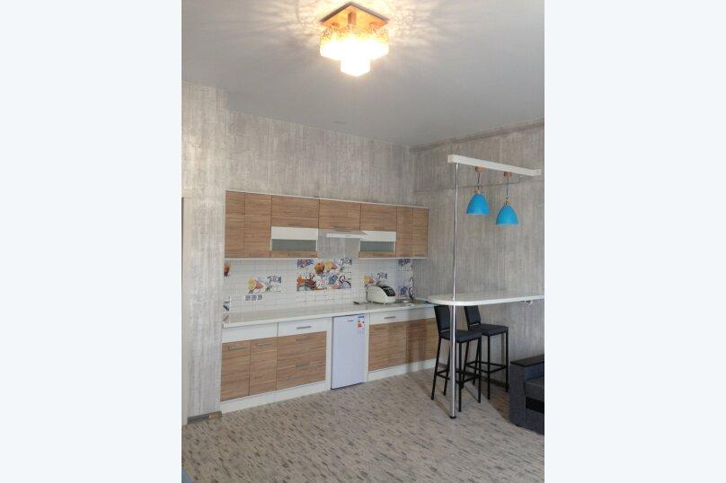 Супер люкс номер с кухней, улица Революции, 1, Евпатория - Фотография 9