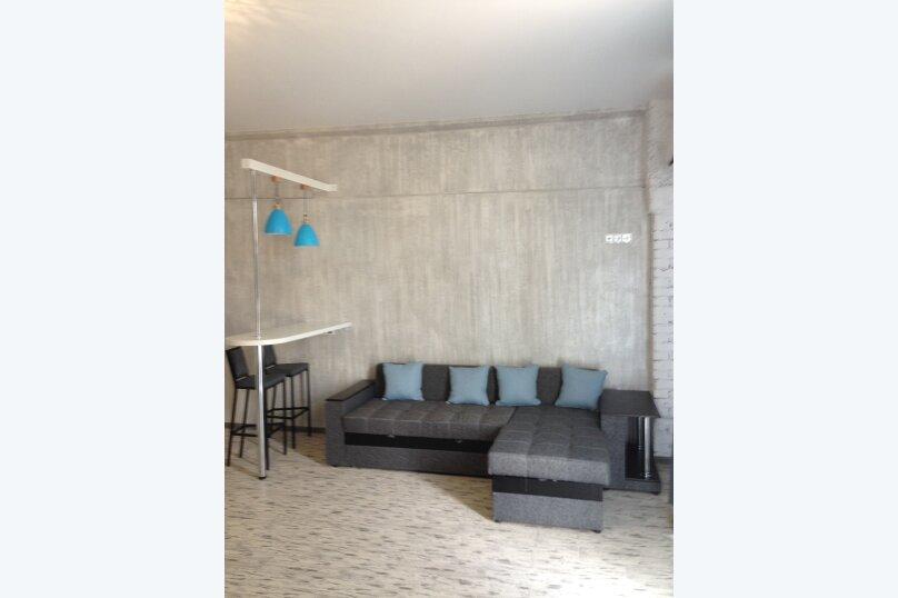 Супер люкс номер с кухней, улица Революции, 1, Евпатория - Фотография 10