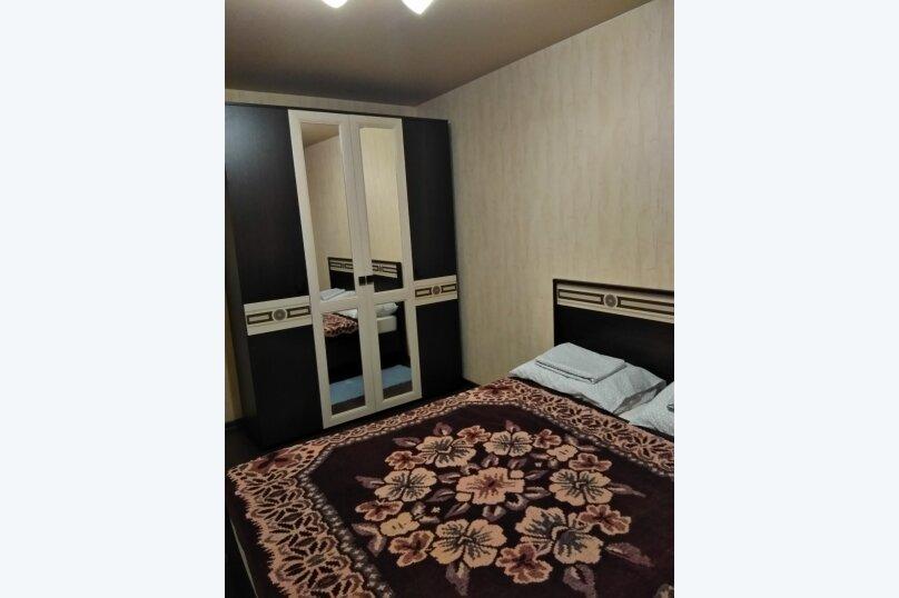 2-комн. квартира, 55 кв.м. на 5 человек, Октябрьская улица, 215/1, Ейск - Фотография 2
