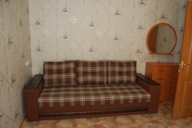 Люкс 2х комнатный №58, Курортная улица, 1, село Приветное - Фотография 3