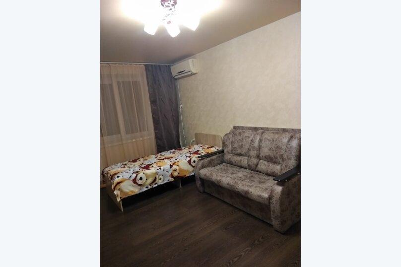 2-комн. квартира, 55 кв.м. на 5 человек, Октябрьская улица, 215/1, Ейск - Фотография 10