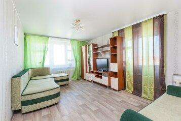 2-комн. квартира, 66 кв.м. на 6 человек, улица Николая Семёнова, 33к1, Тюмень - Фотография 3