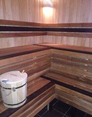 Дом с баней на дровах, 80 кв.м. на 8 человек, 2 спальни, Снежная Долина-2, Чехов - Фотография 2
