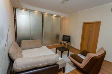 1-комн. квартира, 42 кв.м. на 4 человека, Дружининская улица, 7А, Курск - Фотография 4